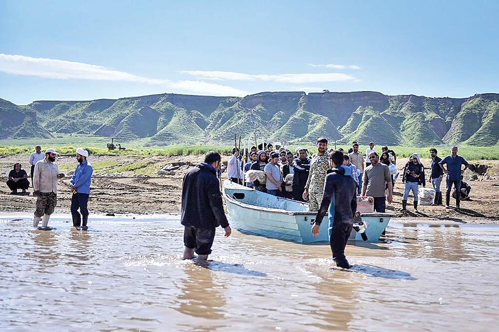 روستای چم مهر لرستان مهر