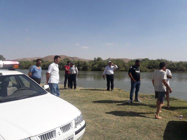 2 جنازه غرق شده در زرینه رود پیدا شدند