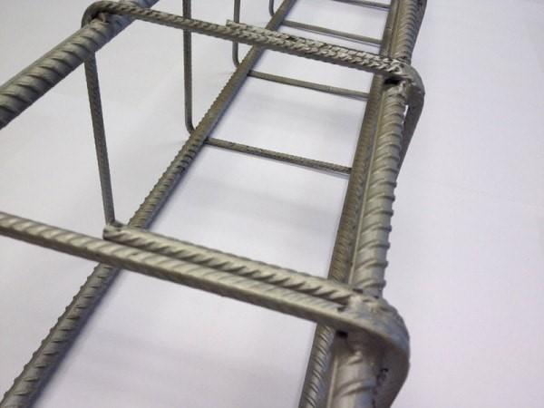 آرماتور بندی ساختمان بدون میلگرد امکان پذیر نیست.