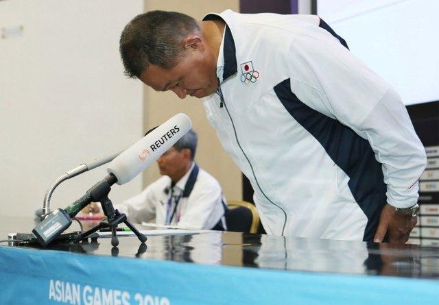 عذرخواهی رئیس کاروان ژاپن به دلیل رسوایی اخلاقی بسکتبالیستها