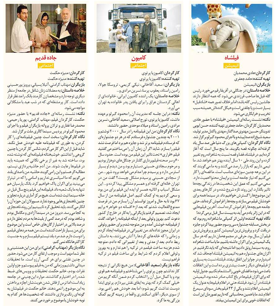 سایه سینما بر فضای فرهنگی ایران