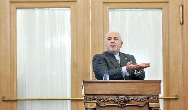 رد پـای یک دعوت در تحریم ظریف
