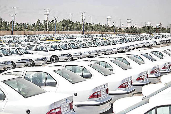اینرسی بالای بازار خودرو