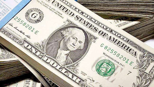 پیشروی دلار در کانال 12