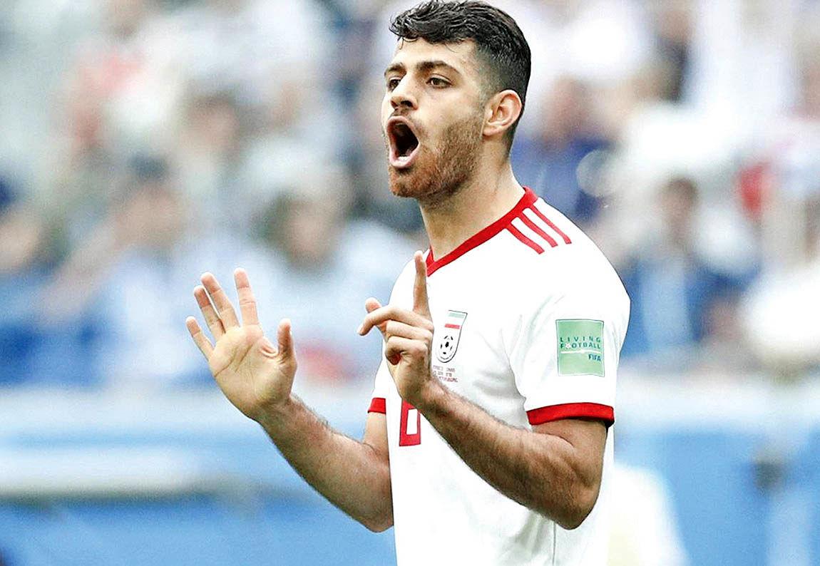 لژیونرهای متوسط فوتبال ایران!