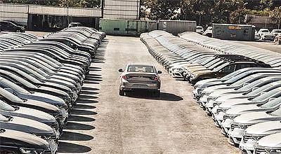 سد جدید ترخیص خودروهای وارداتی