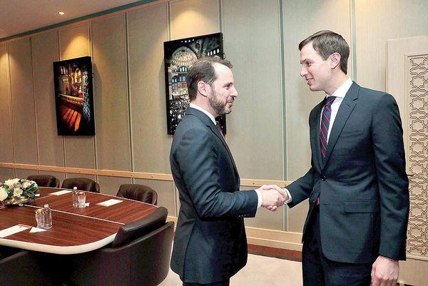 دیپلمـاسی دامـادهـا در آنکـارا و آمریکـا