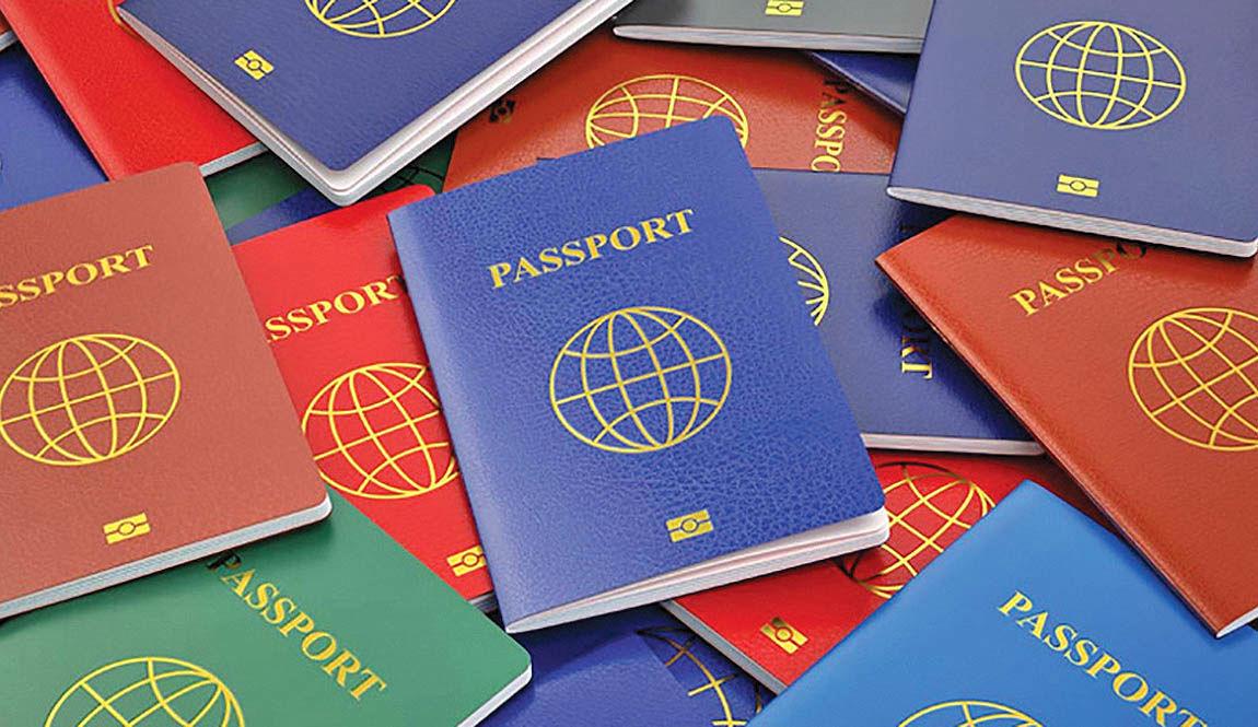رشد کمی اعتبار پاسپورت ایرانی