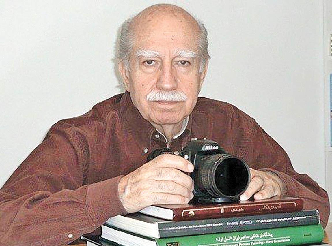 درگذشت پایهگذار عکاسی در دانشگاه