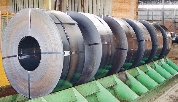 رشد اندک قیمت فولاد