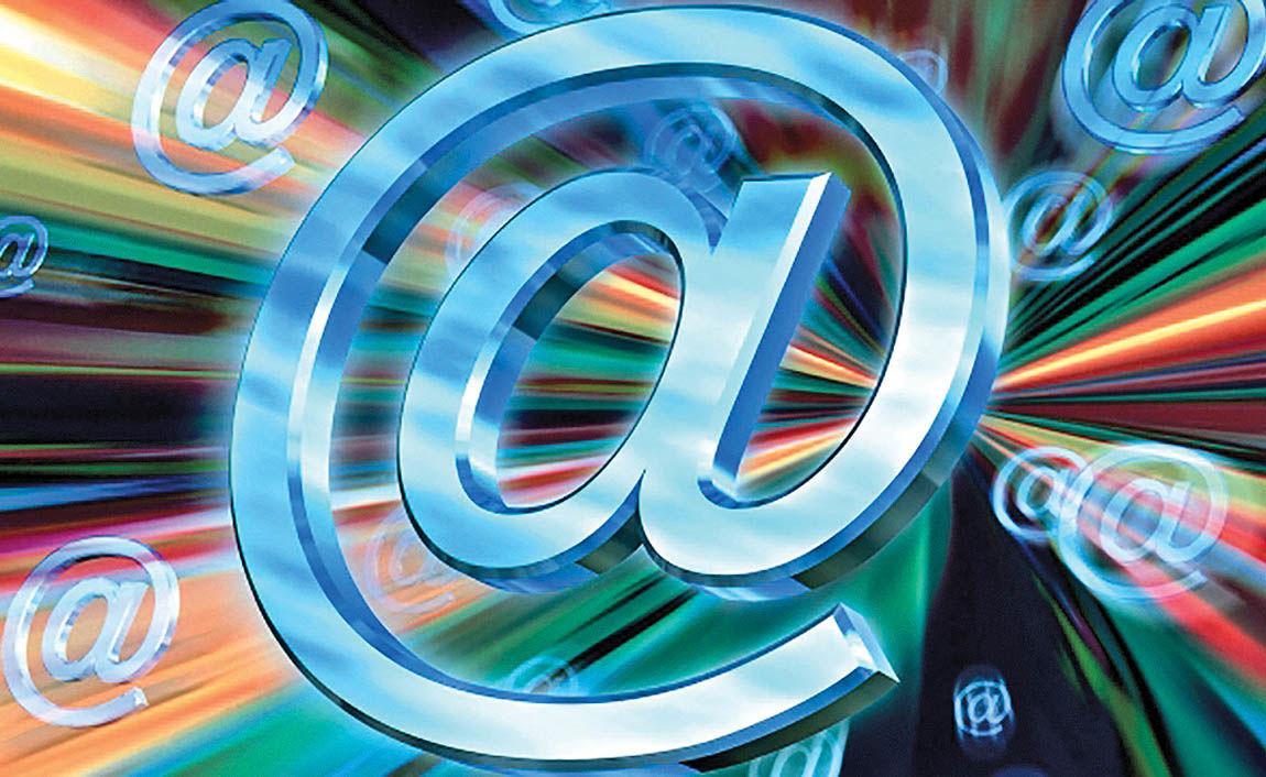 ابرانسانی که ایمیل را دوباره خلق میکند