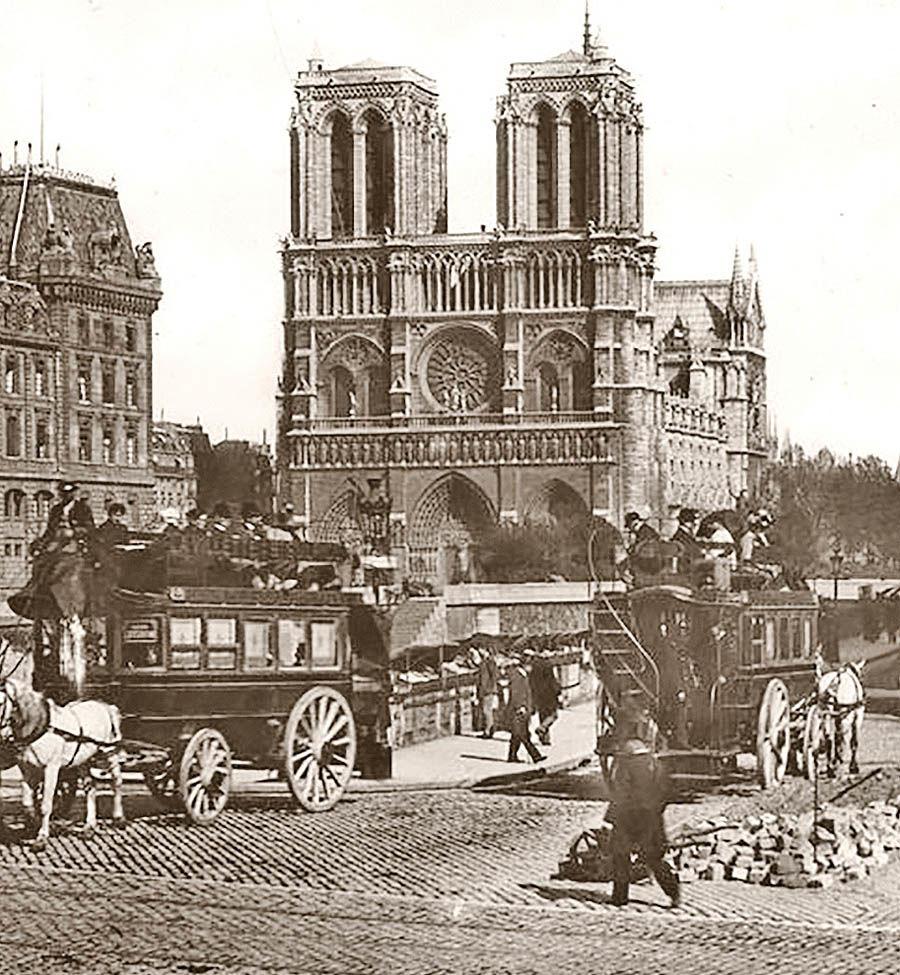ورود ناصرالدینشاه به پاریس