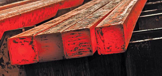 تکانههای مثبت در بازار جهانی فولاد