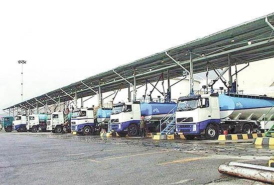 افزایش توزیع انواع فرآوردههای نفتی در گیلان