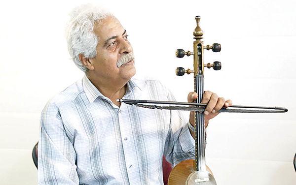 گلایه کمانچهنواز پیشکسوت از بیمهری صدا و سیما به موسیقی