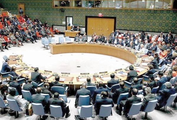 کارزار ضدایرانی در شورای امنیت