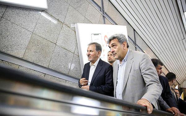 2 قول مترویی به پایتختنشینها