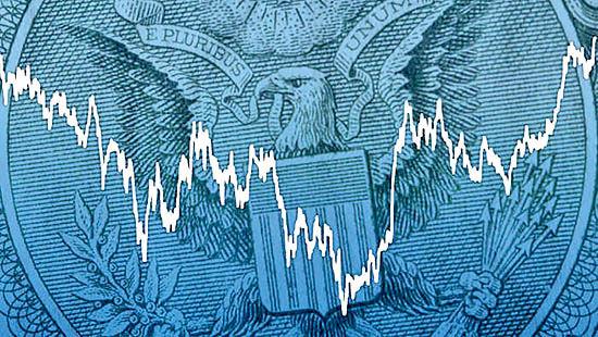 مدار صعودی دلار و اوراق خزانه