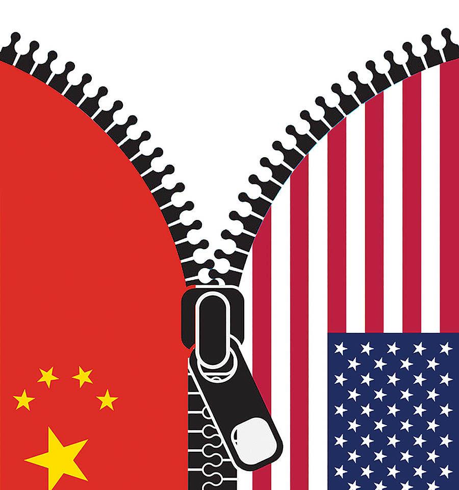 پیامدهای جنگ تجاری آمریکا-چین