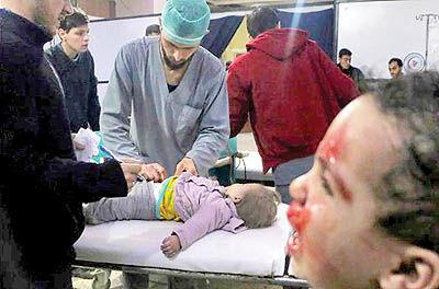 آتشبس یک ماهه در سوریه