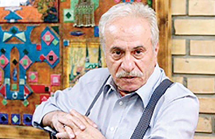 اعتراض ایرج راد به کسر حق بیمه از قرارداد هنرمندان