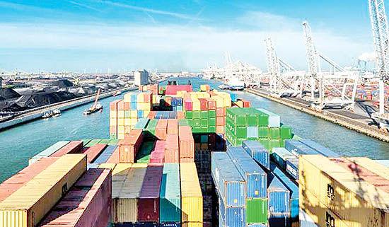 افزایش 86 درصدی صادرات از گمرکات گیلان