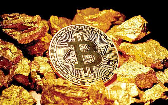 جبهه طلایی علیه بیتکوین