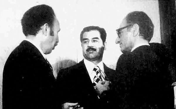 قرارداد الجزایر مناقشهای که به جنگ انجامید