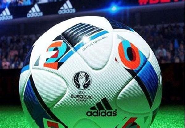 رونمایی از توپ یورو 2020
