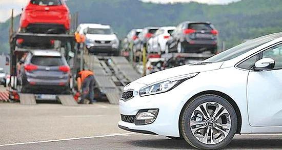 تعویق تعرفههای خودرویی علیه اروپا