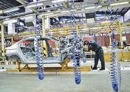 خط صاف کیفیت خودروهای داخلی