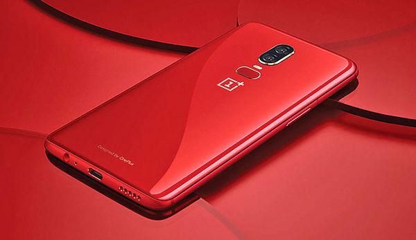 وانپلاس 6 قرمز رسما معرفی شد