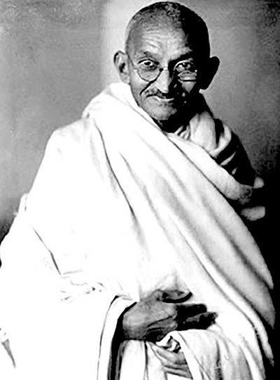 شب مهاتما گاندی برگزار میشود