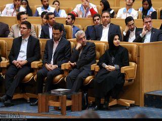 دیدار رئیس جمهوری با دانشجویان و جوانان