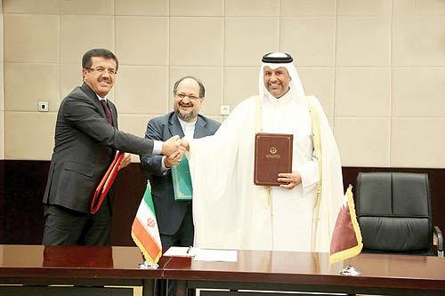 گذرگاه ايراني صادرات به قطر