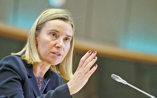 اتحادیه اروپا: کنار «ایران» میایستیم