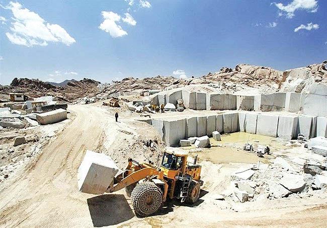 صادرات 17 هزارتن سنگ تزئینی از آذربایجان غربی