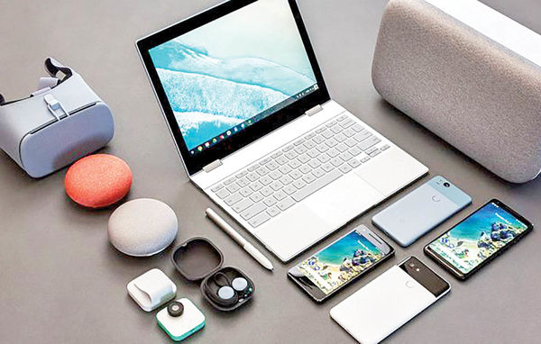درآمد و سود گوگل از سختافزار چقدر است؟