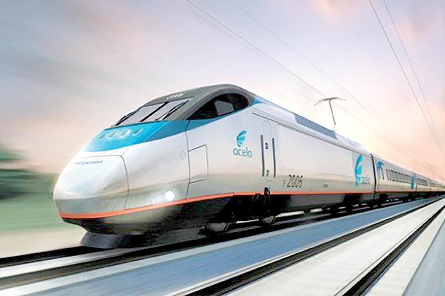 دسترسی به خدمات مخابراتی نسل پنجم در قطار تندرو