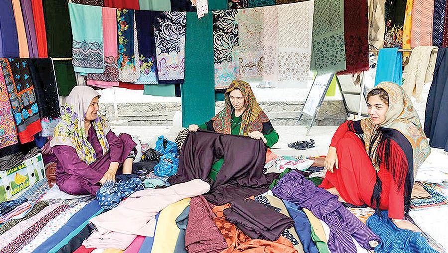 کیفیت اشتغال زنان در ایران