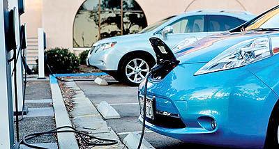 تولید نخستین خودرو برقی نیسان در چین