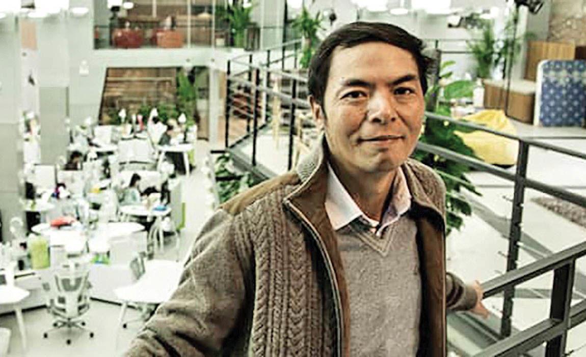 آلن ژانگ؛ پدر محبوبترین اپلیکیشن چینی