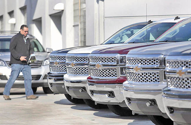 ورود تدریجی رکود به بازار خودروی آمریکا