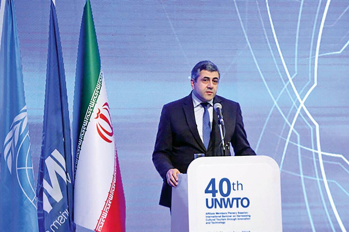 فرمول ضد تحریم  UNWTO برای ایران