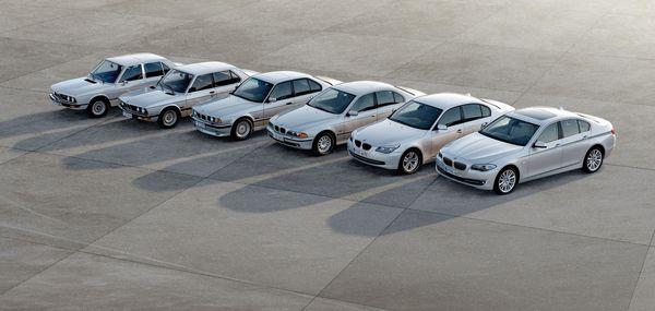 قبل از خرید بی ام و، اطلاعات کاملی از نامگذاری انواع خودروهای آن داشته باشید