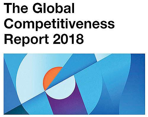 جایگاه ایران در رقابتپذیری