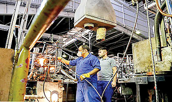 تعویض موتور رشد در بخش صنعت