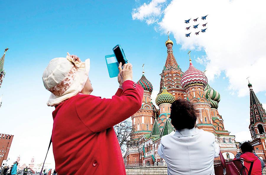 تجربه رشد توریسم داخلی روسیه با کاهش روبل