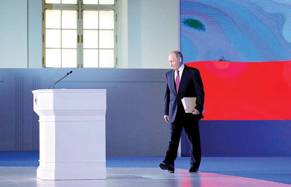 خط و نشان پوتین برای آمریکا