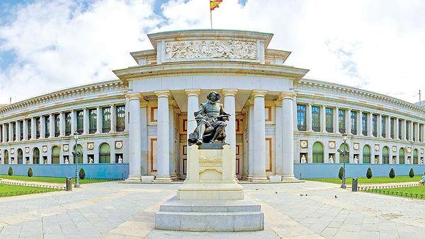 بازدید از گنجینه  هنر اروپا در مادرید
